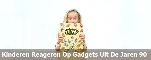 Kinderen Reageren Op Gadgets Uit De Jaren 90