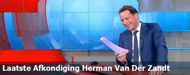 Laatste Afkondiging Herman Van Der Zandt