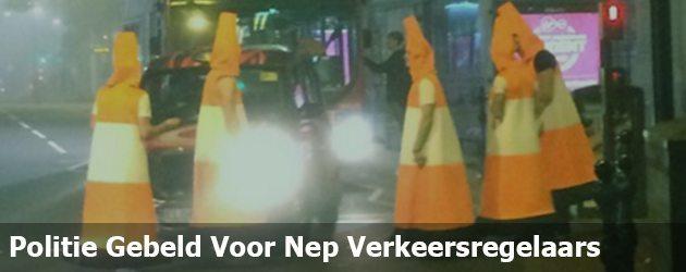 Politie Gebeld Voor Nep Verkeersregelaars