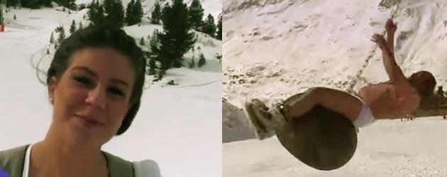 Skitoeristen Misbruiken Oostenrijkse Webcams