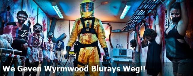 We Geven Wyrmwood Blurays Weg!!