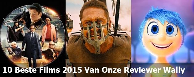 10 Beste Films 2015 Van Onze Reviewer Wally