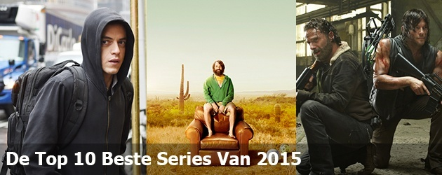 De Top 10 Beste Series Van 2015