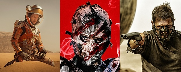 De Top 5 beste Films Van 2015 Volgens Irene