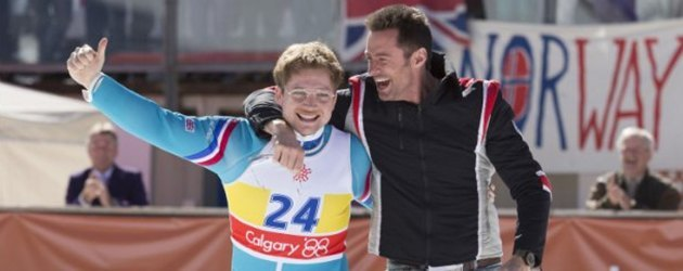 Eerste Trailer Eddie The Eagle