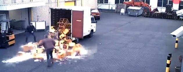 Hoe Je Niet Een Vrachtwagen Vol Bier Uitpakt