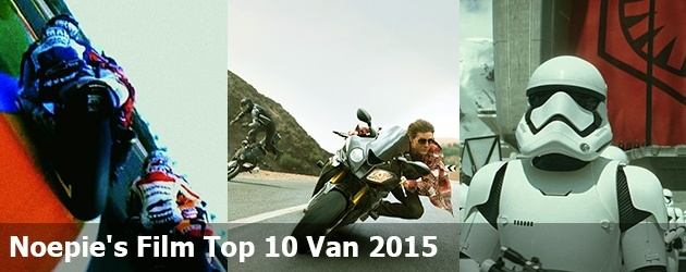 Noepie's Film Top 10 Van 2015