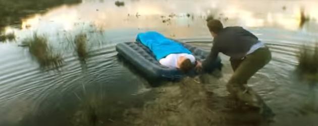 Vrienden Halen Waterbed Grap Uit