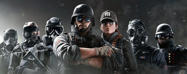 Review: Rainbow Six: Siege