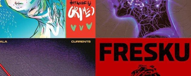 Top 10 Albums Van 2015