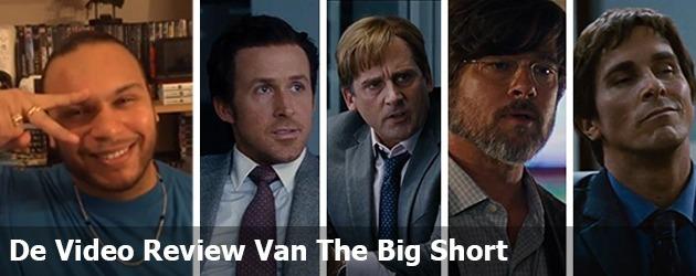 De Video Review Van The Big Short