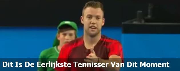 Dit Is De Eerlijkste Tennisser Van Dit Moment