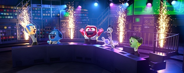 Korte Animatie: Inside Out - Riley's First Date