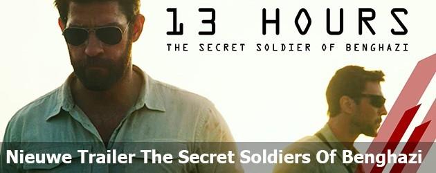 Nieuwe Trailer The Secret Soldiers Of Benghazi