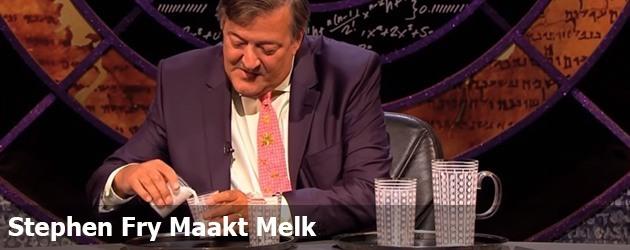 Stephen Fry Maakt Melk