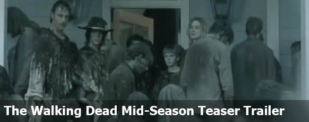 The Walking Dead Mid-Season Teaser Trailer