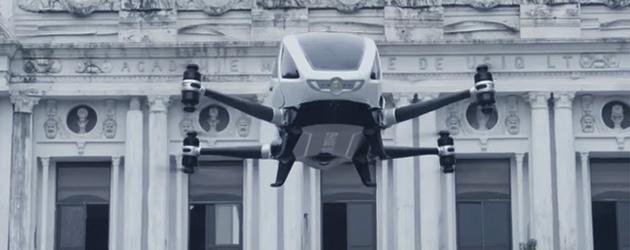 Zou Jij In Een Taxidrone Stappen?