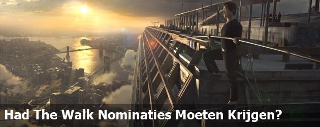 Had The Walk Nominaties Moeten Krijgen?