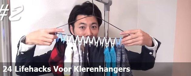 24 Lifehacks Voor Klerenhangers