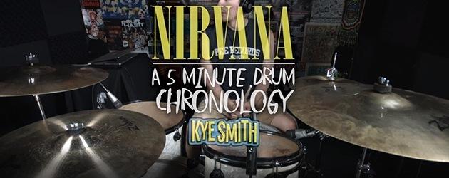 Alles Van Nirvana In 5 Minuten Op De Drums