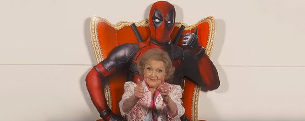 De Beste Deadpool Review Ooit Is Van Betty White
