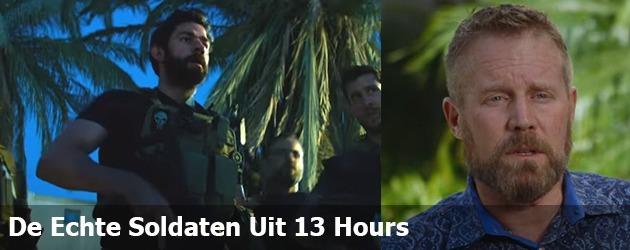 De Echte Soldaten Uit 13 Hours