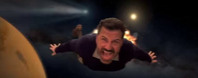 Deleted Scène Uit Batman V Superman Starring Jimmy Kimmel