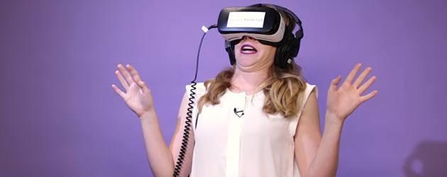 Mensen Testen Virtuele Porno Uit