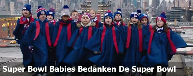 Super Bowl Babies Bedanken De Super Bowl