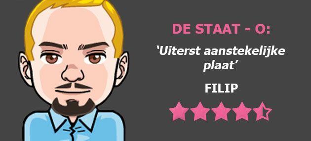Review: De Staat – O