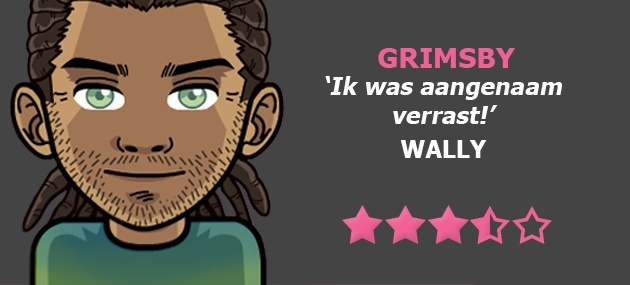 Review Grimsby: Shockerend Goed!
