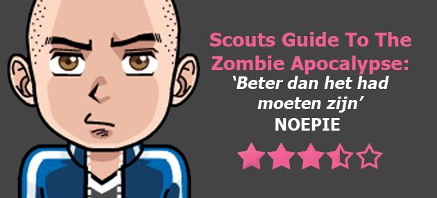 Kunnen Scouts De Wereld Redden?