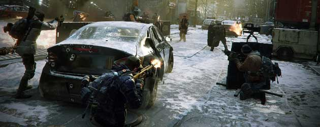 Review: Hoe Is Tom Clancy's The Division?