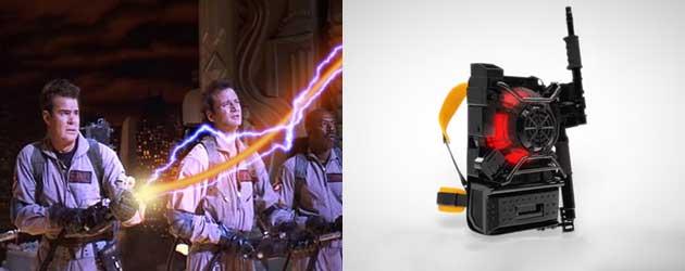 Sony Ontwikkelt Functionerende Proton Pack