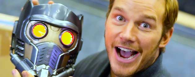 Chriss Pratt Geeft Rondleiding Bij Guardians Of The Galaxy Vol. 2