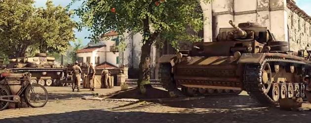 Eerste Teaser Trailer Sniper Elite 4