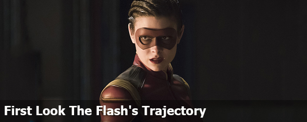 First Look The Flash's Trajectory