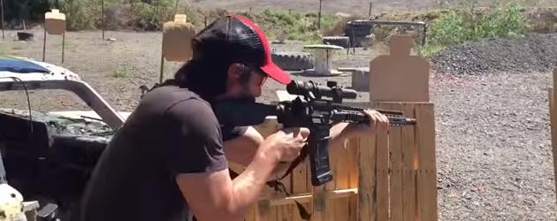 Keanu Reeves Badass Training Voor John Wick 2