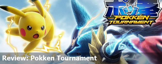 Review: Pokken Tournament