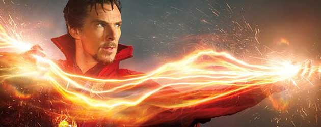 Eerste Trailer Marvel's Doctor Strange