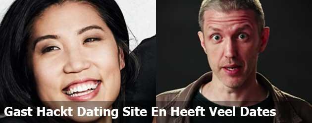 Gast Hackt Dating Site En Heeft Heel Veel Dates