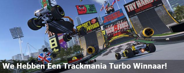 We Hebben Een Trackmania Turbo Winnaar!