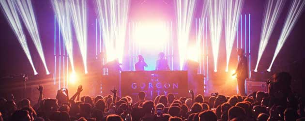 Lekkere Dansplaat! Gorgon City – All Four Walls