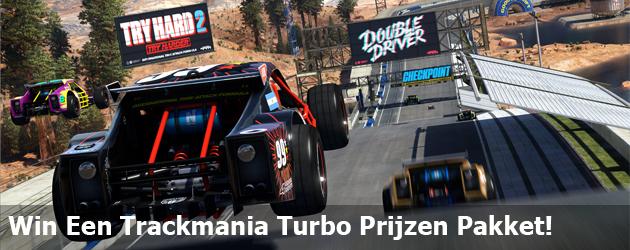 Win Een Trackmania Turbo Prijzen Pakket!