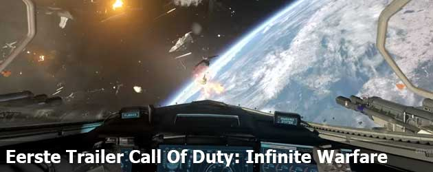 Eerste Trailer Call of Duty: Infinite Warfare
