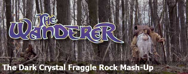 The Dark Crystal Fraggle Rock Mash-Up