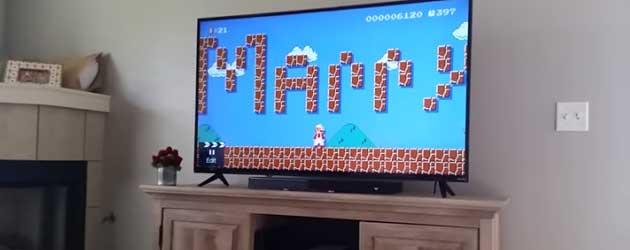 Gast Doet Huwelijks Aanzoek Via Mario
