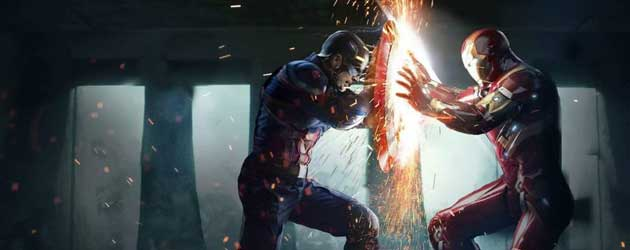 Review Captain America: Civil War