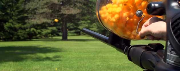 Hoe Je Een Cheese Ball Machine Gun Maakt