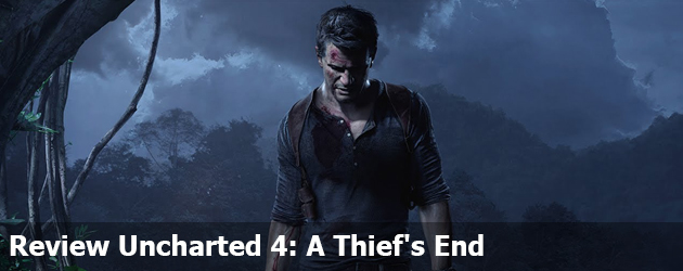 Review Uncharted 4 A Thiefs End